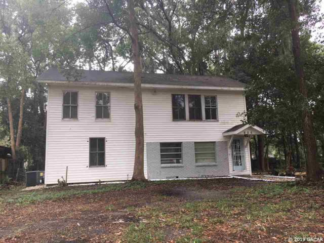 808 NE 7th Place, Gainesville, FL 32601 (MLS #424351) :: Bosshardt Realty