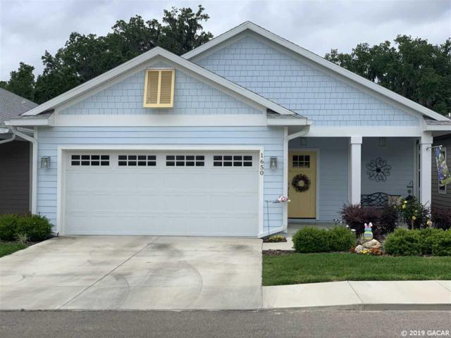 1650 NW 121st Way, Gainesville, FL 32606 (MLS #424370) :: Pepine Realty