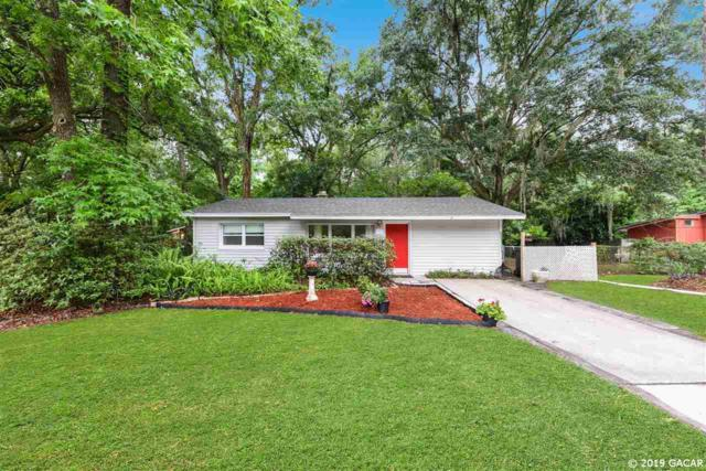 1730 NW 55 Terrace, Gainesville, FL 32605 (MLS #424394) :: Bosshardt Realty