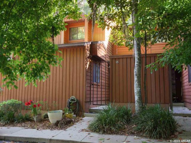 900 SW 62nd Boulevard C-18, Gainesville, FL 32607 (MLS #424395) :: Bosshardt Realty