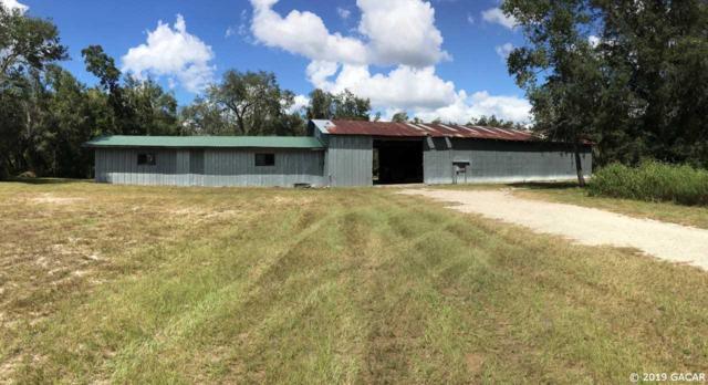 6831 NE Cr 337, Bronson, FL 32621 (MLS #424397) :: Bosshardt Realty
