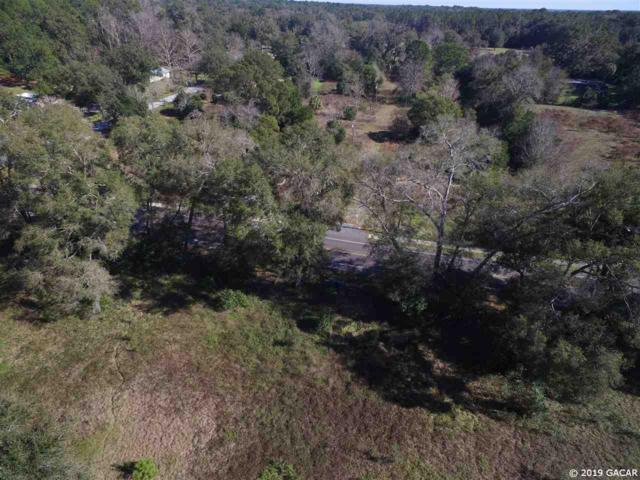 TBD SW State Road 45, Archer, FL 32618 (MLS #424410) :: Pristine Properties