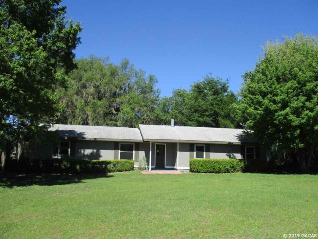 6919 SE 70th Avenue, Trenton, FL 32693 (MLS #424418) :: Pristine Properties