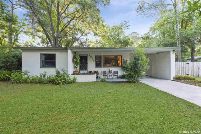 2013 NE 7TH Street, Gainesville, FL 32609 (MLS #424498) :: OurTown Group