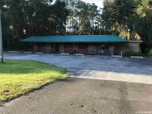 201 NW Us Highway 441, Micanopy, FL 32667 (MLS #424517) :: Pristine Properties