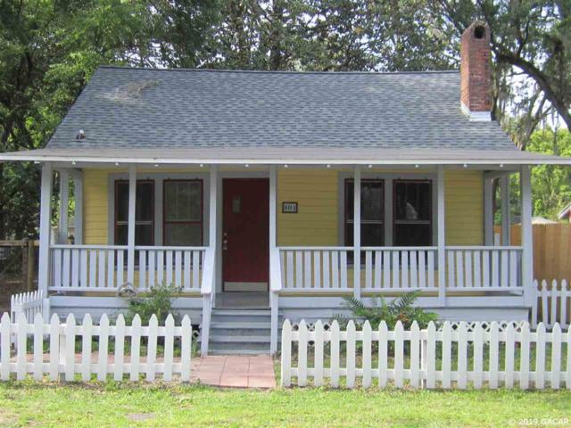 801 NW 31st Avenue, Gainesville, FL 32609 (MLS #424577) :: Pristine Properties