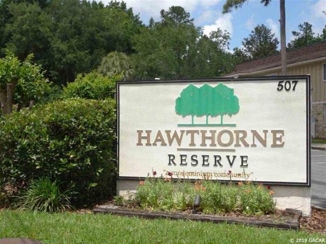 507 NW 39th Road #314, Gainesville, FL 32607 (MLS #424586) :: Pristine Properties
