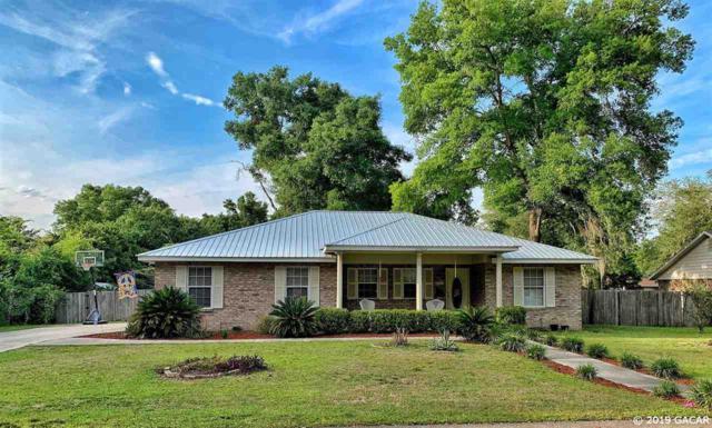 25424 SW 17th Ave, Newberry, FL 32669 (MLS #424618) :: Bosshardt Realty
