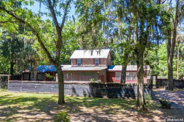 723 SE 138TH Avenue, Micanopy, FL 32667 (MLS #424630) :: Bosshardt Realty