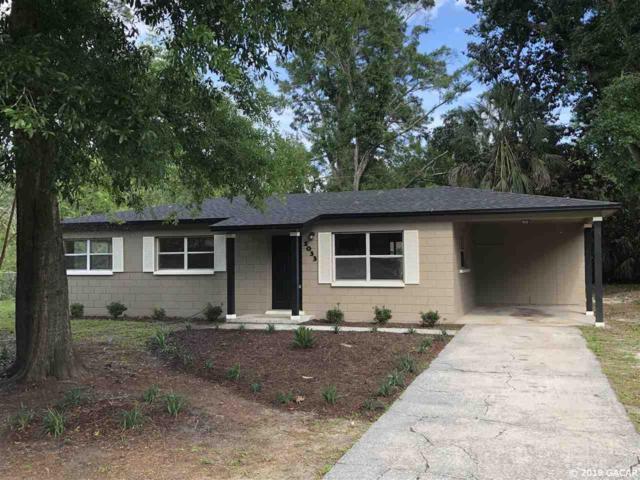 2033 NE 15 Terrace, Gainesville, FL 32609 (MLS #424763) :: Bosshardt Realty