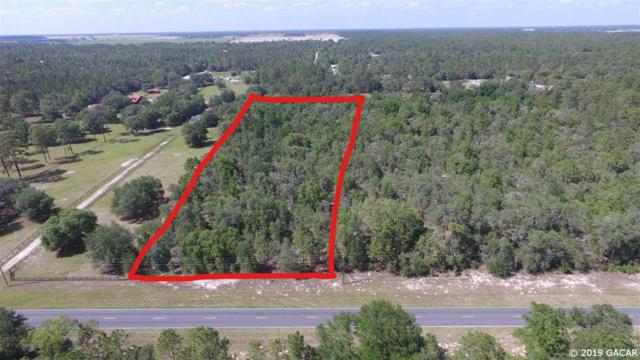 TBD SE 30th Street, Morriston, FL 32668 (MLS #424789) :: Bosshardt Realty