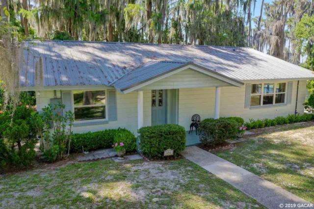 680 SE 1st Street, Melrose, FL 32666 (MLS #424821) :: Bosshardt Realty
