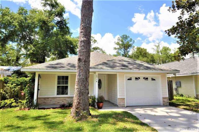 1714 NW 9th Street, Gainesville, FL 32609 (MLS #424969) :: Bosshardt Realty