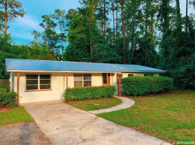541 NE 10th Street, Gainesville, FL 32601 (MLS #424991) :: Bosshardt Realty