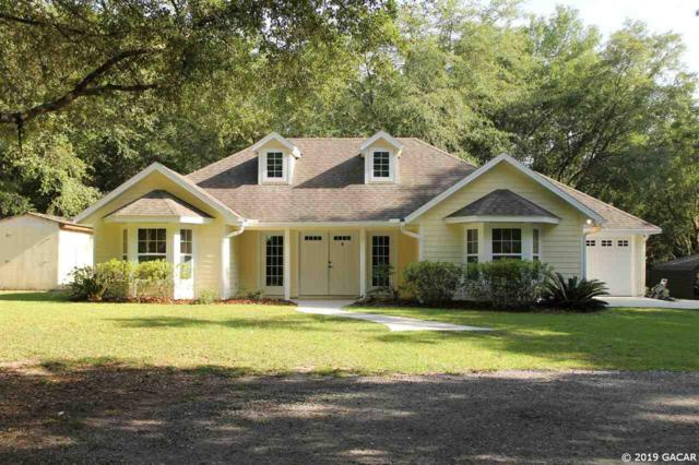 30 Ishie Avenue, Bronson, FL 32621 (MLS #425030) :: Bosshardt Realty