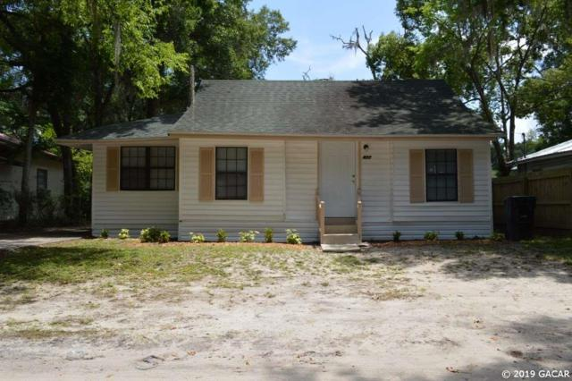 417 SE 12 Street, Gainesville, FL 32641 (MLS #425079) :: Bosshardt Realty
