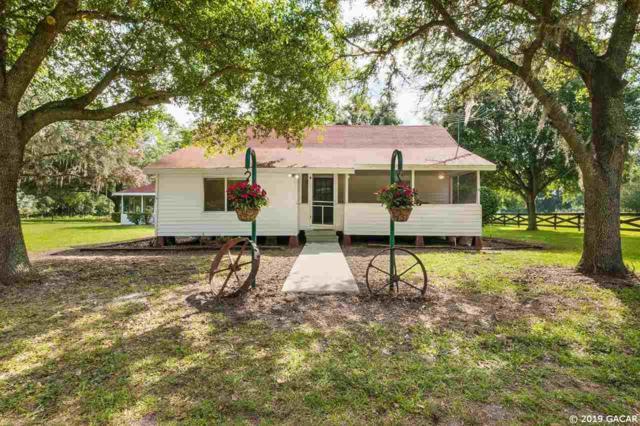 21814 SE 41 Lane, Hawthorne, FL 32640 (MLS #425085) :: Bosshardt Realty