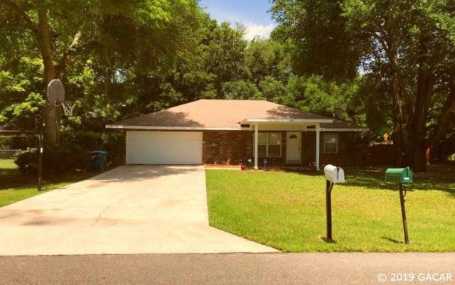 25204 SW 16th Avenue, Newberry, FL 32669 (MLS #425126) :: Florida Homes Realty & Mortgage