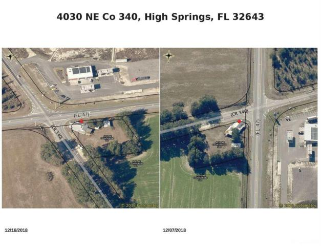 4030 NE County Road 340, High Springs, FL 32643 (MLS #425134) :: Florida Homes Realty & Mortgage