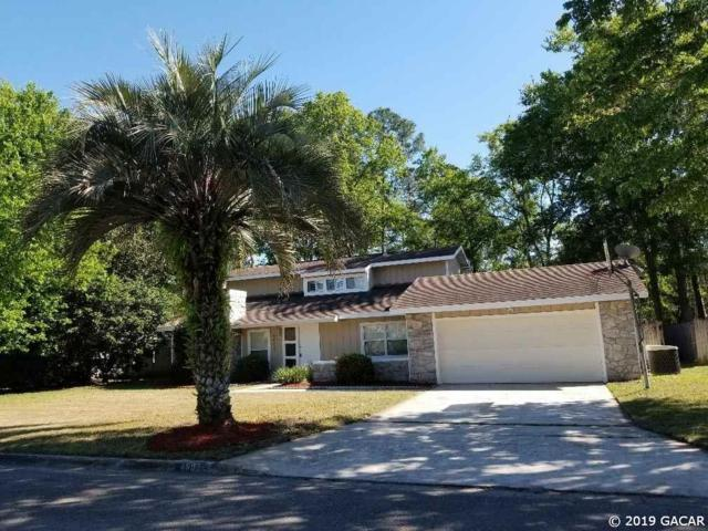 4605 NW 43rd Pl, Gainesville, FL 32606 (MLS #425152) :: Bosshardt Realty