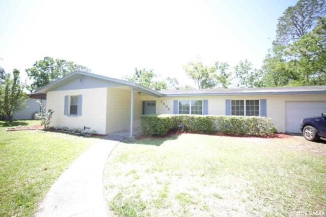 2809 NW 55th Boulevard, Gainesville, FL 32653 (MLS #425164) :: Bosshardt Realty