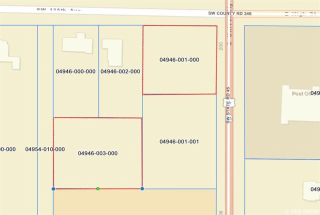 SW State Rd 45, Archer, FL 32618 (MLS #425165) :: Pristine Properties