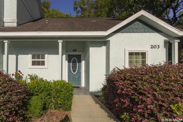 203 SW 145th Drive #49, Newberry, FL 32669 (MLS #425172) :: Pristine Properties