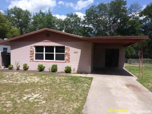 1227 SE 19TH Terrace, Gainesville, FL 32641 (MLS #425204) :: Bosshardt Realty