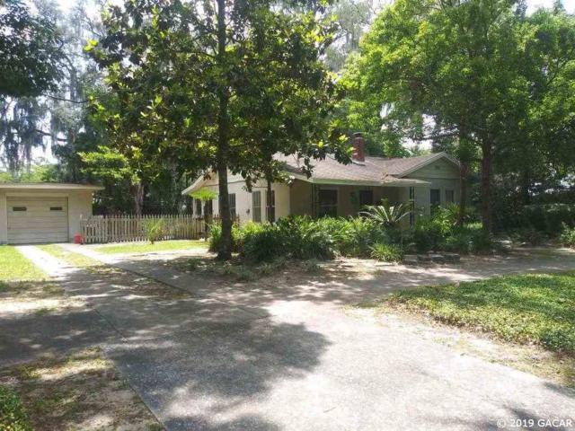 1021 NE 4TH Street, Gainesville, FL 32601 (MLS #425221) :: Bosshardt Realty