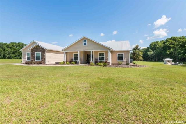21672 NW 142ND Avenue, High Springs, FL 32643 (MLS #425232) :: Florida Homes Realty & Mortgage