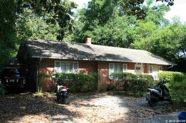 418 NW 19th Street, Gainesville, FL 32603 (MLS #425238) :: Bosshardt Realty