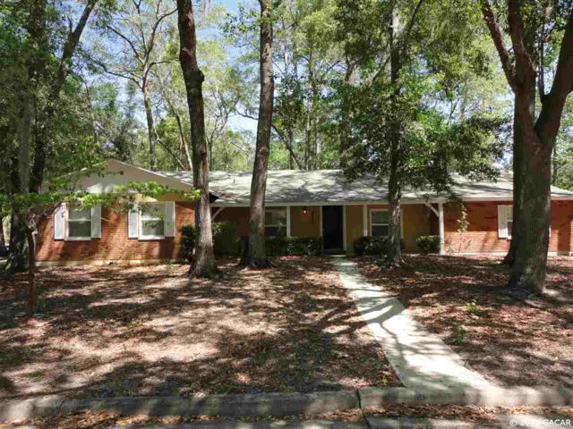 4030 NW 16th Place, Gainesville, FL 32605 (MLS #425263) :: Florida Homes Realty & Mortgage