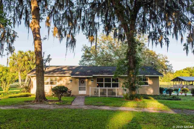 15027 SW 91st Street, Archer, FL 32618 (MLS #425271) :: Bosshardt Realty