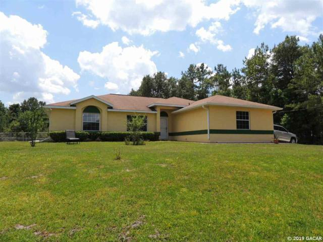 15740 NW 185th Street, Williston, FL 32696 (MLS #425278) :: Bosshardt Realty