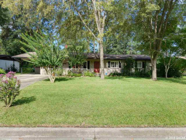 4706 NW 28th Street, Gainesville, FL 32605 (MLS #425294) :: Pristine Properties