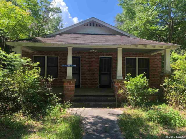 2635 NW 2nd Avenue, Gainesville, FL 32607 (MLS #425313) :: Pristine Properties