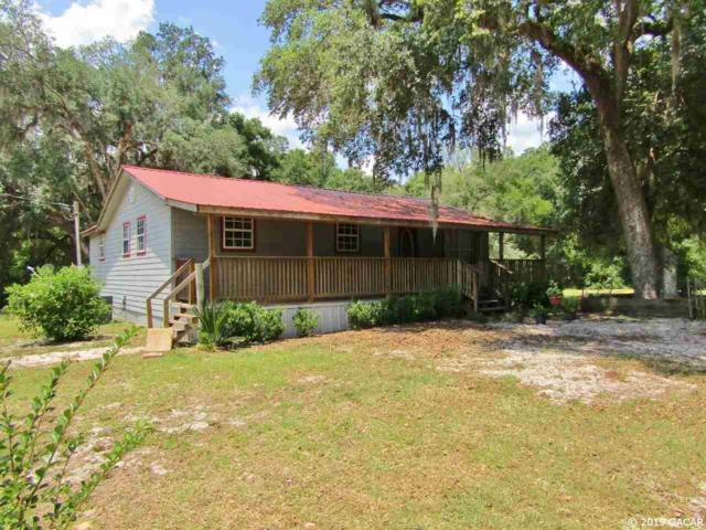233 NE 399th Street, Old Town, FL 32680 (MLS #425329) :: Florida Homes Realty & Mortgage