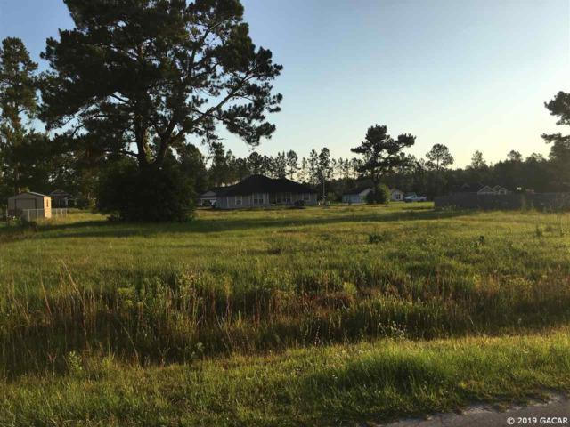 2 SW 94TH Circle, Lake Butler, FL 32054 (MLS #425340) :: The Curlings Group
