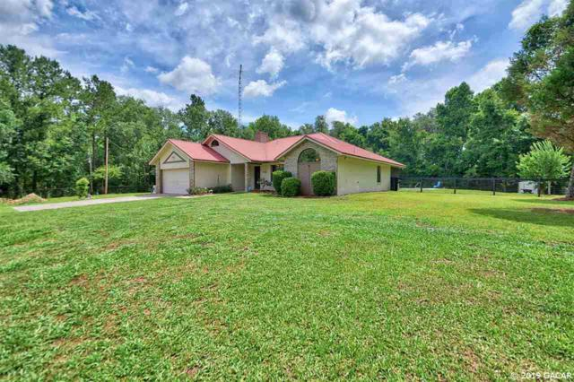 9540 NW 200th Street Road, Micanopy, FL 32667 (MLS #425345) :: Bosshardt Realty