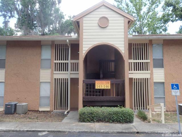 1810 NW 23rd Boulevard #143, Gainesville, FL 32605 (MLS #425371) :: Bosshardt Realty