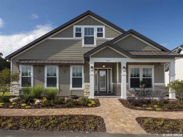 1060 NE 134th Way, Newberry, FL 32669 (MLS #425403) :: Pepine Realty