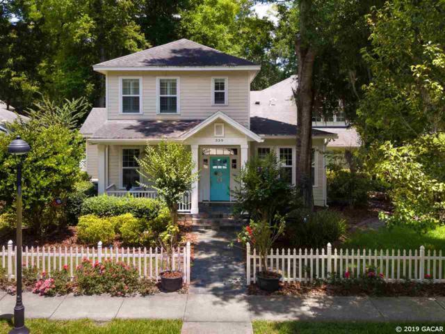 339 SW 132nd Terrace, Newberry, FL 32669 (MLS #425421) :: Bosshardt Realty
