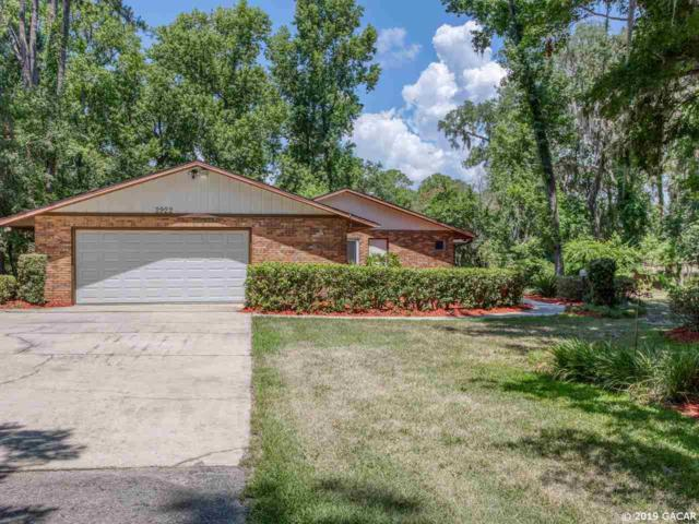 2922 SW 68TH Lane, Gainesville, FL 32608 (MLS #425436) :: Bosshardt Realty