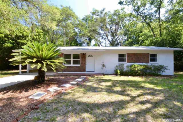 4121 NW 14th Place, Gainesville, FL 32605 (MLS #425482) :: Bosshardt Realty