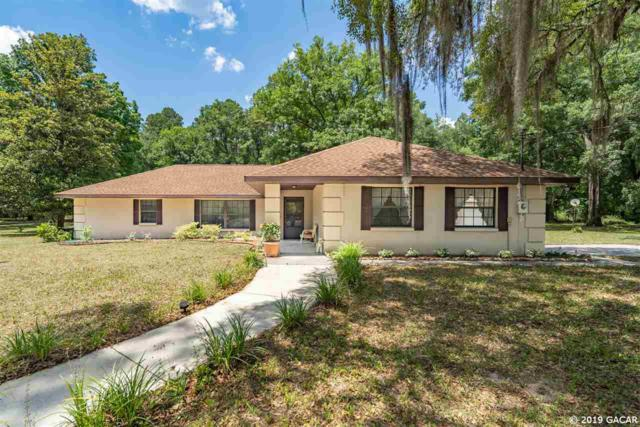 21214 NW County Road 236, High Springs, FL 32643 (MLS #425508) :: Bosshardt Realty