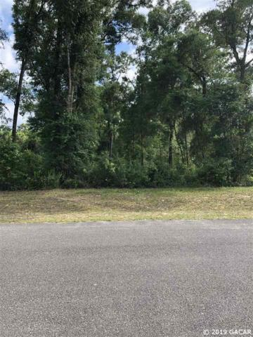 Lot 33 Katherine Way, Fanning Springs, FL 32693 (MLS #425524) :: Bosshardt Realty