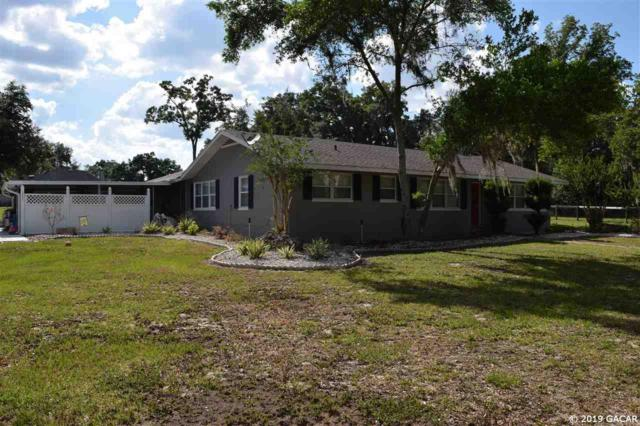 17256 NW 250th Way, High Springs, FL 32643 (MLS #425667) :: Rabell Realty Group