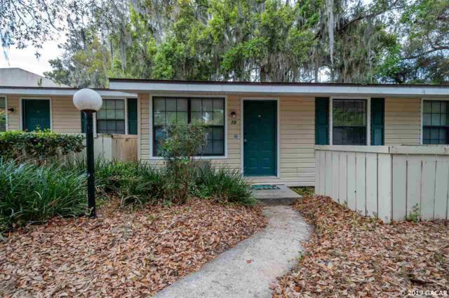 2490 SW 14 Drive #19, Gainesville, FL 32608 (MLS #425760) :: Pepine Realty