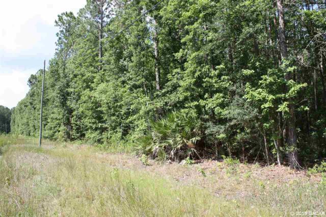 00 Jones Creek Road, Keystone Heights, FL 32656 (MLS #425787) :: Bosshardt Realty
