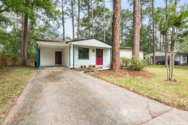 4520 NW 27TH Terrace, Gainesville, FL 32605 (MLS #425877) :: Rabell Realty Group